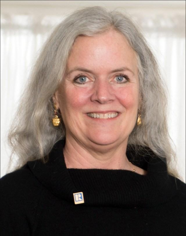 Maureen McFarland, 2016 President