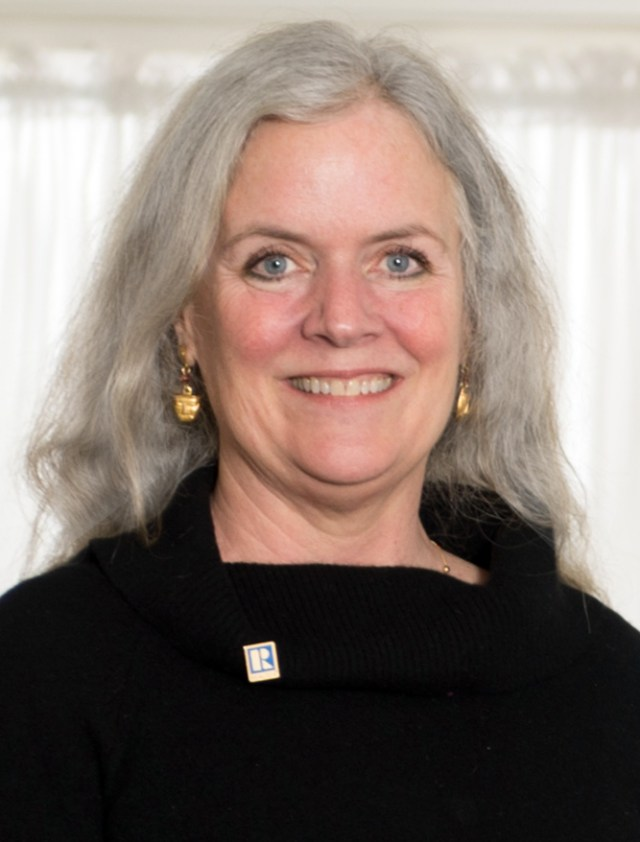 Maureen McFarland, 2016 MAR Director (President)