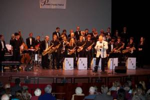 Clem DeRosa with American Jazz Repertory Orchestra and Berkshires Jazz Youth Orchestra