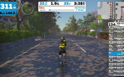 Zwift WTRL TTT 3 Dec 2020