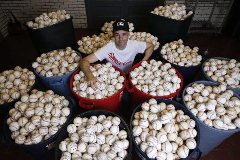 Snag a Baseball with YouTube Star Zack Hample