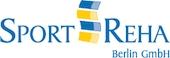 zeigt das Logo der Sport Reha