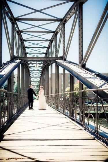 Hochzeit Siemenssteg Berlin