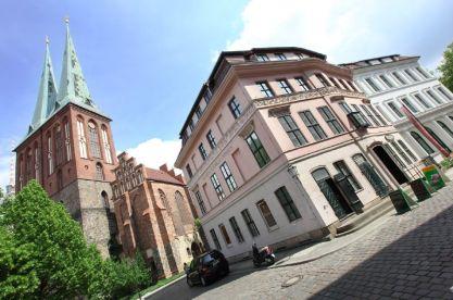 Nikolaikirche Berlin - Nikolaiviertel - Stadtmuseum