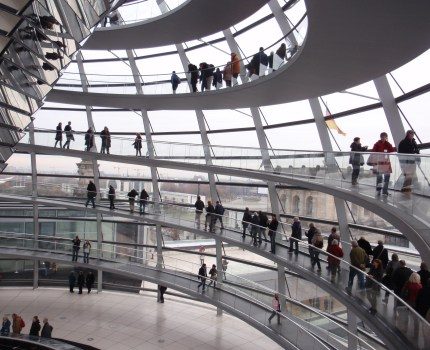 Mindesdag for nazismens ofre. Fri entré på DHM og Gedenkstunde i Bundestag