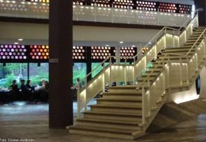 Philharmonie, Kammermusiksaal Foyer