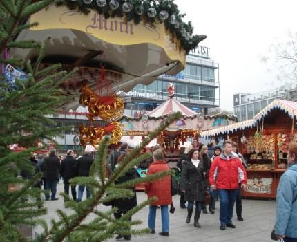 Julemarkederne er begyndt!