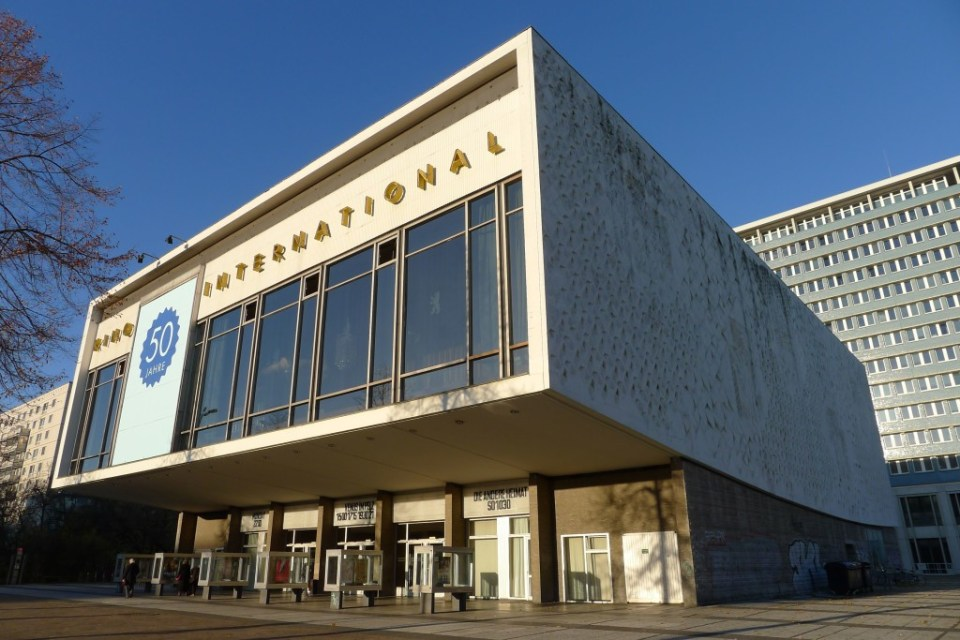 Kino International. Foto: Rikke Lyngsø Christensen