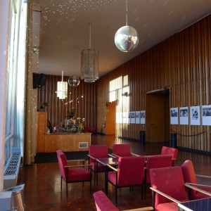 Kino International, bar. Foto: Rikke Lyngsø Christensen