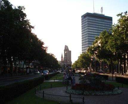 Juli – og sommer i Berlin