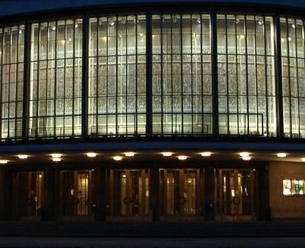 Staatsoper i Schillertheater ….og på Unter den Linden