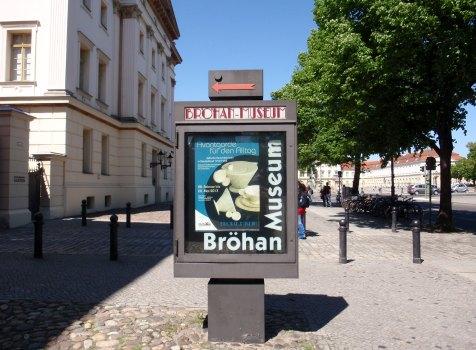 Mere børnevenligt på Bröhan-Museum