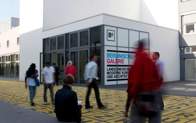 Berlinische Galerie. Foto Nina Straßgütl