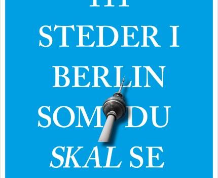 111 steder i Berlin i nyt oplag