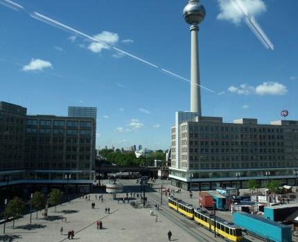 Når Berlin er mere end kulisse