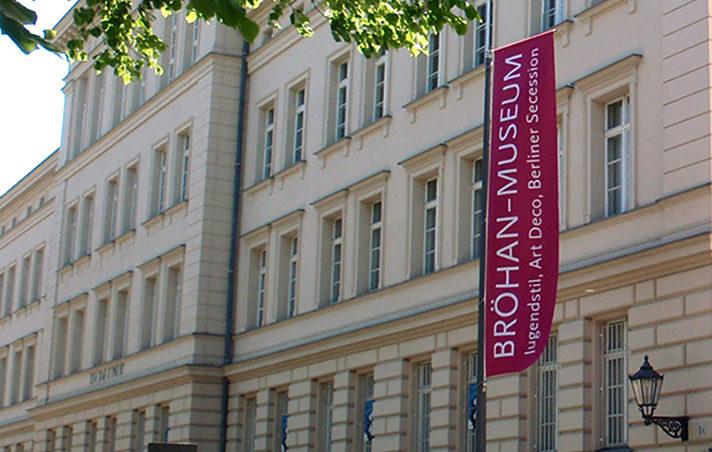 Bröhan-Museum. Foto: Kirsten Andersen