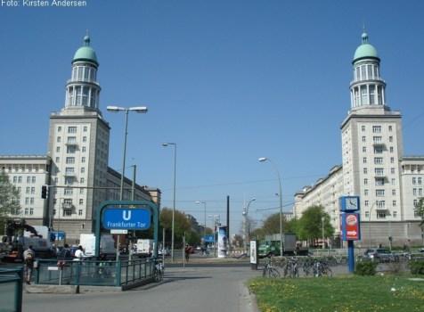 Gennem byens gader