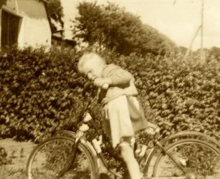 Min første cykel på Deutsches Technikmuseum