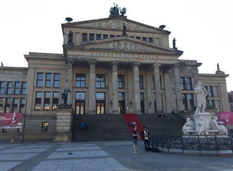 Gedenkstätte Berliner Mauer og Konzerthaus