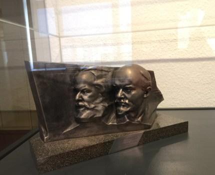 Besøg på Stasimuseet