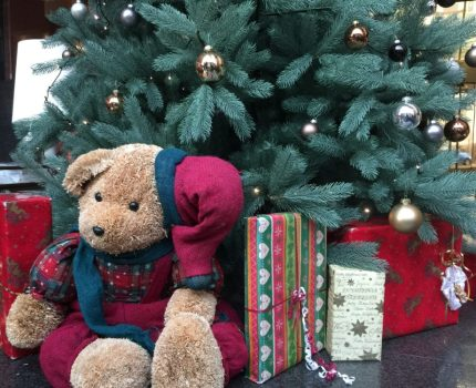 Juleaften og Berlin