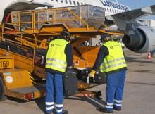 Bodenservice durch Mitarbeiter der AeroGround (© W. Hennies, FMG)