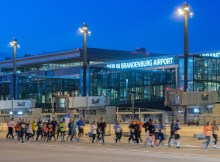 Airport Night Run (© G. Wicker/FBB)