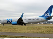 XL Airways France 737-800 F-HAXL