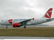CSA Czech Airlines Airbus A319-100 OK-NEM (© R. Manteufel)