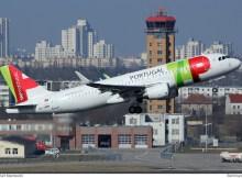 TAP Portugal Airbus A320-200(SL) CS-TMW (© R. Manteufel)