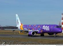 flybe Embraer 195LR G-FBEJ