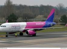 Wizz Air Airbus A320-200(SL) HA-LYQ