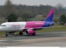 Wizz Air Airbus A320-200(SL) HA-LYQ