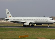 Belgian Air Force Airbus A321-200 CS-TRJ