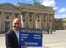 Kenny Jacobs, Chief Marketing Officer von Ryanair