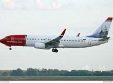 Norwegian Boeing 737-800(WL) LN-NIH