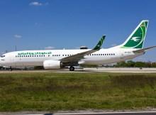 Iraqi Airways Boeing 737-800(WL) OM-HEX
