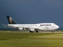 Air Atlanta Icelandic Boeing 747-400 TF-AAK