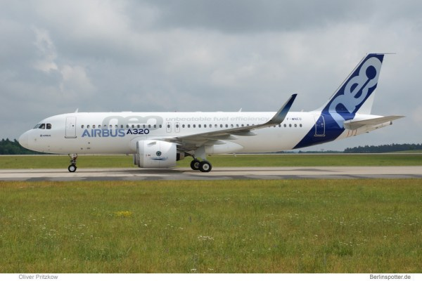 Airbus S.A.S. A320neo F-WNEO