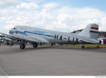 Goldtimer Foundation Lisunov Li-2 HA-LIX