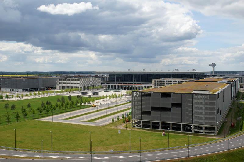 Terminal D Ankunft in Schönefeld eröffnet