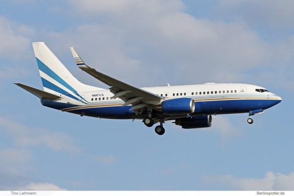 Las Vegas Sands Corp. Boeing 737-700(BBJ) N887LS