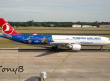 Turkish Airlines Airbus A330-300 TC-JOH