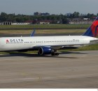 Delta Air Lines Boeing 767-300(WL) in Berlin-Tegel