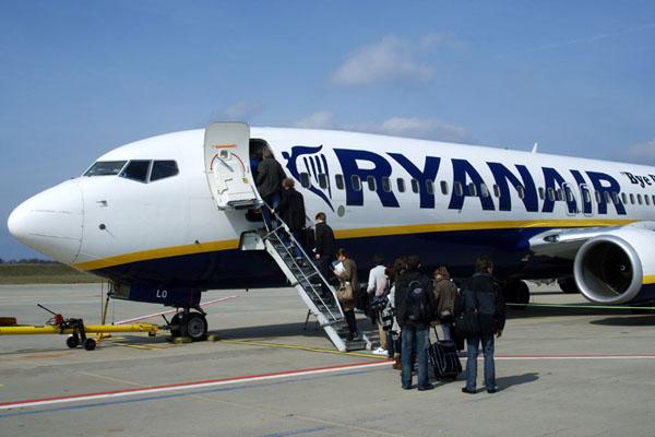 Mit Ryanair nach Faro