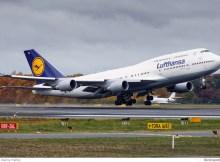 Lufthansa, Boeing 747-400 D-ABTL (TXL 7.11. 2016)