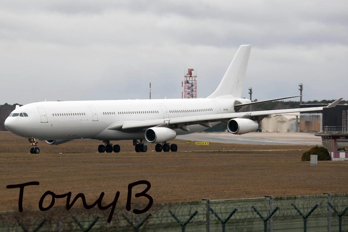 HiFly Malta Airbus A340-300 9H-SUN