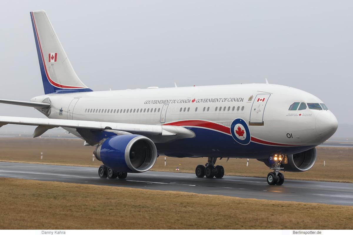 Kanada, CC-150 Polaris (Airbus A310-300) 15001