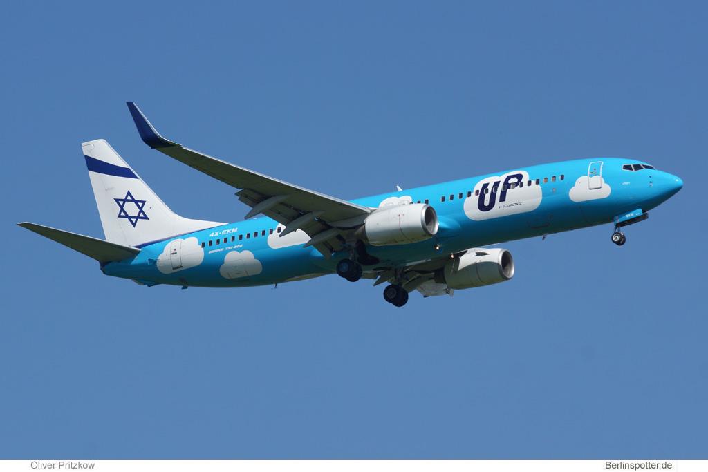 Im Sommer 11x mit El Al nach Tel Aviv