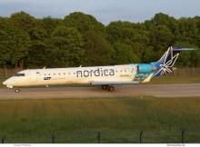 Nordica, Bombardier CRJ700 ES-ACE (TXL 20.5. 2017)